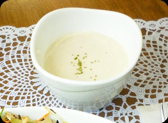 季節のスープ 200円