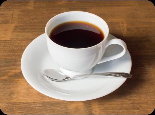 コーヒー(ホット・アイス)280円