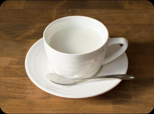 ミルク(ホット・アイス)150円