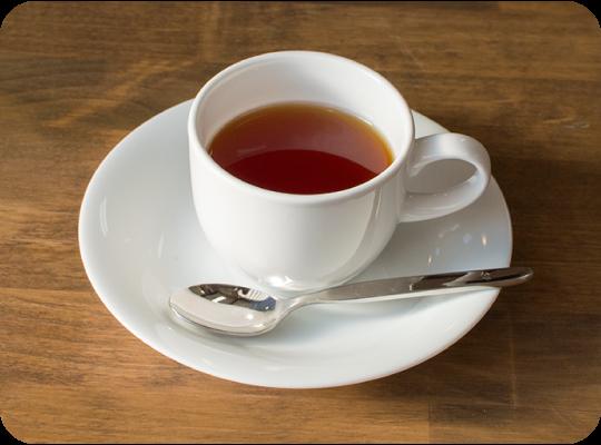 紅茶アールグレイ(ホットのみ)280円